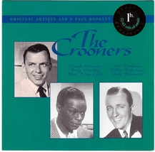 The Crooners CD Various Artists - $1.99
