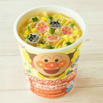 From Japan Nissin Anpanman Ramen Noodle Soy Sauce Set of 5 - $13.86