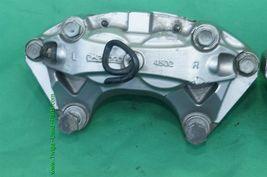 08-15 Infiniti G37 Oem Akebono Big Brake Front Calipers Bbk Ipl Q50 Q60 image 7