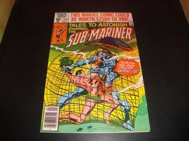 Sub-Mariner Tales To Astonish #10 Marvel Comic Book 1980 FN Condition - $3.59