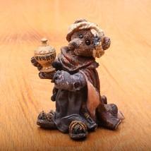 Boyds Bears & Friends Nativity Series Raleigh As Balthasar 2406 - $18.69