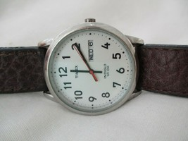 Timex Silver Toned Indiglo Wristwatch - $39.00