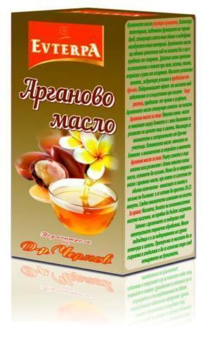 EVTERPA Argan Oil 100 % Pure Natural Essential Oil For Skin and Hair 10 ml