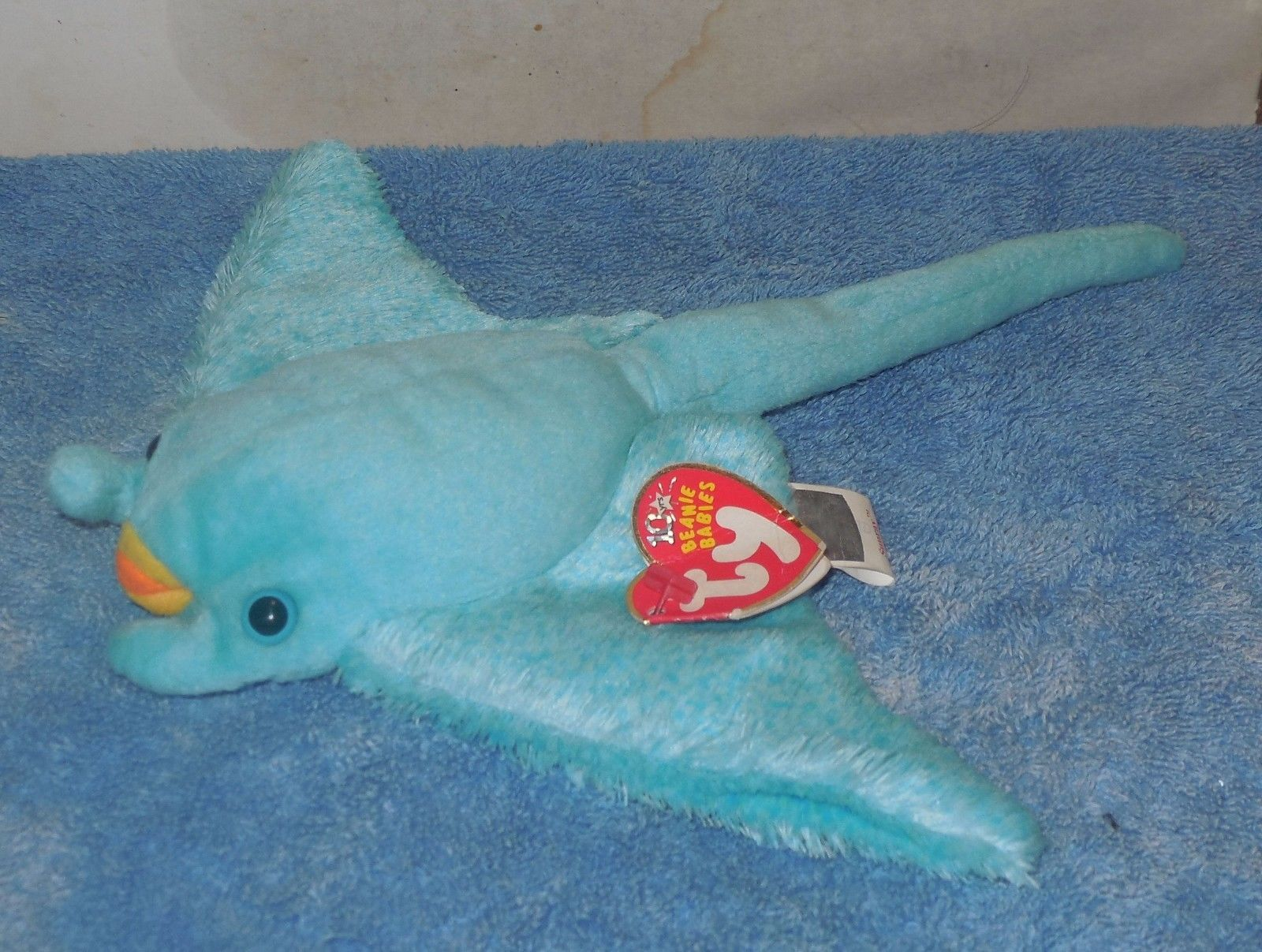 633b31193b2 TY Sunray The Stingray Beanie Baby plush toy and 50 similar items