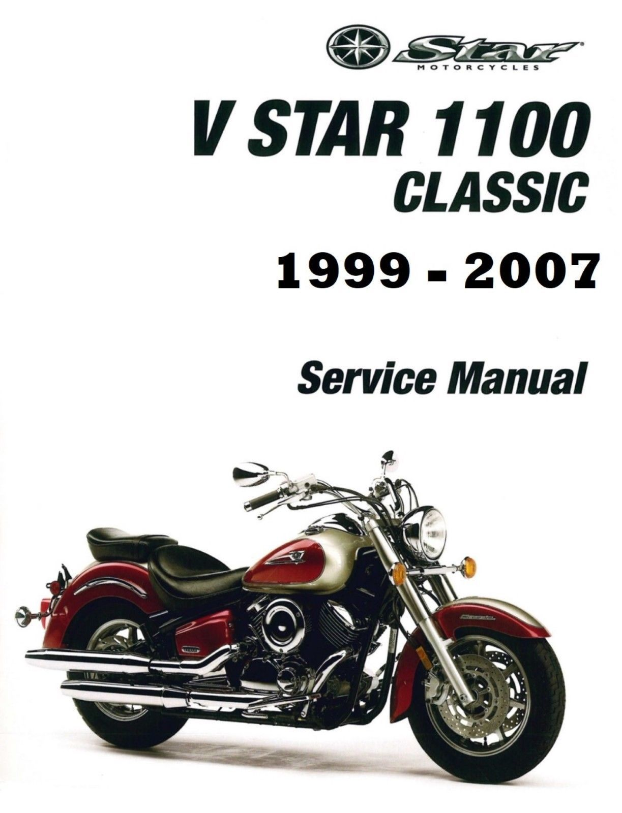 yamaha v star 1100 motorcycle 1999 2000 2001 and 18 similar items rh bonanza com Yamaha Motorcycle Schematics Yamaha Motorcycle Schematics