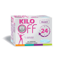 Kilo Off  France Weight Loss Supplement - 30 Capsules - $87.47