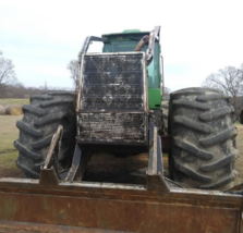 2006 DEERE 848G For Sale In Lane, Oklahoma 74555 image 1