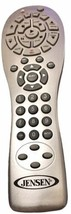 Jensen JR400 Universal 4 Remote Control OEM - $14.03