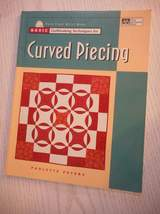 Basic Quiltmaking Techniques for Curved Piecing - $7.70