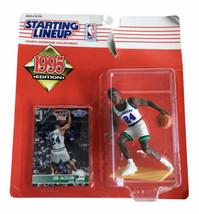 NBA Starting Lineup SLU Jim Jackson Action Figure Dallas Mavericks 1995 - $12.19