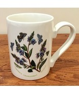 Portmeirion Botanic Garden Veronica Chamaedrys Speedwell Coffee Mug 1972... - $28.04