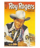 1992 Arrowpatch Roy Rogers Comics Trading Card #50 > Trigger > Happy Trail - $0.99