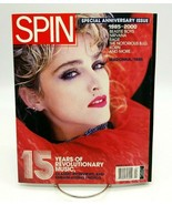 Spin Magazine Special Anniversary Issue April 2000 Madonna 1985 Cover - $19.34