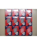 pinochle cards one dz New Pinochle Decks 12 Plastic Coated Free Shipping... - $34.95