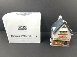 Dept 56 Dickens Village Series Morston Steak and Kidney Pie - 58327 *No ... - $14.12
