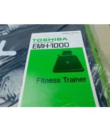 Toshiba EMH-1000 Fitness Trainer Pedometer (VERY RARE) Vintage Collectible  - $247.49