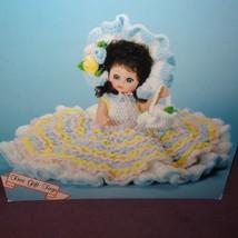 Abbey Bed Doll Pattern Sweet Dreams Dumplin Designs Crochet 1986 BD504 B... - $9.99