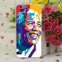 Case Nelson Mandela For Iphone 5 6 7 8 Plus X 10 Cover President Africa ... - $10.99