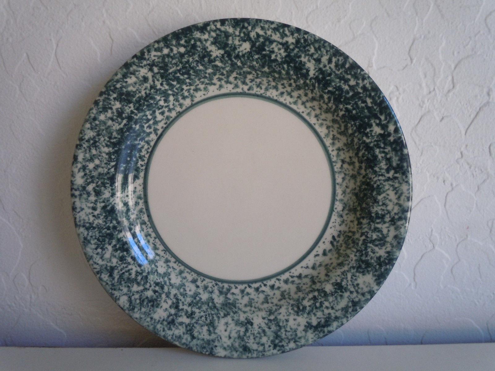 Hartstone Jewel Tones Emerald Salad Plate