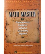 Language Learning Math Master Complete Reference Guide Mathematics PC NE... - $13.17