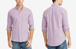 Polo Ralph Lauren Men's Big & Tall Classic Fit Cotton Gingham Shirt,  2X... - $57.41