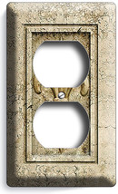 New Royal Fleur De Lis Electric Duplex Outlet Wall Plate Cover Room Home Decor - $8.09