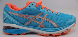 Asics GT 1000 v 5 Women's Running Shoes Sz US 8.5 M (B) EU 40 Blue Orang... - $50.76