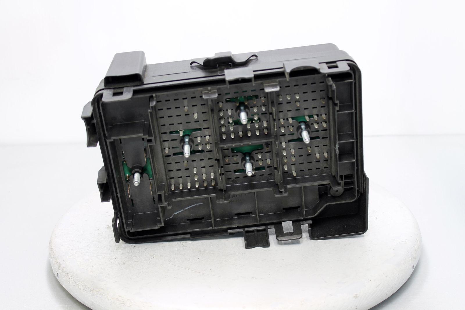 05 Silverado 1500 Fuse Box Relay Under Hood 15s254