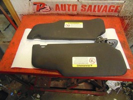 03 04 05 Ford Crown Victoria Vic Grand Marquis oem right &left sunvisor ... - $59.39