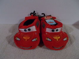 Disney Cars Lightning McQueen Toddler  Slippers kids - $11.95