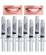 8 Syringes 10% for SENSITIVE tooth - Teeth Whitening Gel At Home System ... - $9.99