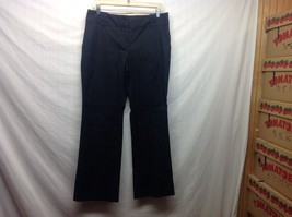 Ann Taylor LOFT Petites Black Julie Dress Pants Sz 10P