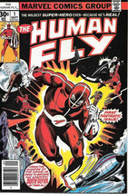 The Human Fly Comic Book #1, Marvel Comics 1977 VERY FINE+ - $15.44