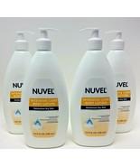 ( 4 Pk ) Body Lotion Nuvel Intensive Care Moisturizing Softens Skin 16.9... - $29.68