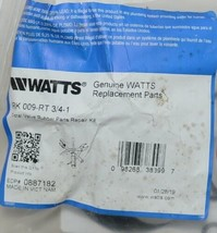 Watts Total Valve Rubber Parts Repair Kit 3/4 Inch 0887182 image 2