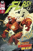 Flash #54 NM DC - $3.95