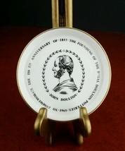 "vintage 150th anniversary dish Royal Doulton 1965 bone china England 4"" - $24.70"