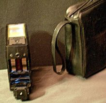 Vivitar Electronic Flash 292 with carrying case AA-192040 Vintage image 5