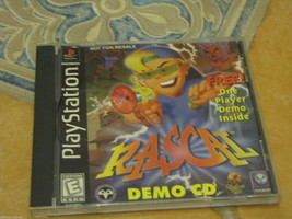 Rascal Demo CD PLAYSTATION 1 PS1 Eins Player Everyone Not für Weiterverk... - $9.08