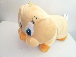 "Looney Tunes Tweety Pillow Plush Six Flags Exclusive 10"" Stuffed Animal ... - $29.68"