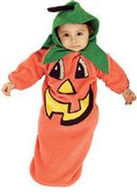 Newborn Pumpkin Bunting Halloween Costume  - $20.00