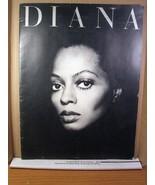 Dianna Ross Showcase Magazine 1977 Concert Program - $8.99