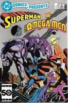 DC Comics Presents Comic Book #89 Superman DC Comics 1986 VERY FINE/NEAR... - $3.50