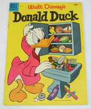 Walt Disney's Donald Duck #40 FN march-april 1955 - golden age dell comic - $17.99