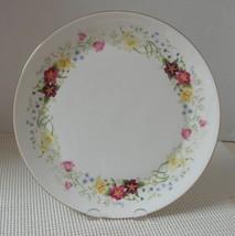 "Royal Albert Spring Morning New Romance 10.5"" Dinner Plate (S) Made In England - $9.88"