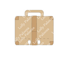 Suitcase Dex DIGITAL File.  Instant Download.  PNG, SVG Files.  No Physical Item