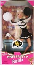 Barbie University of Colorado Cheerleader with Poms Poms #19169 NRFB NIB 1997 - $32.03