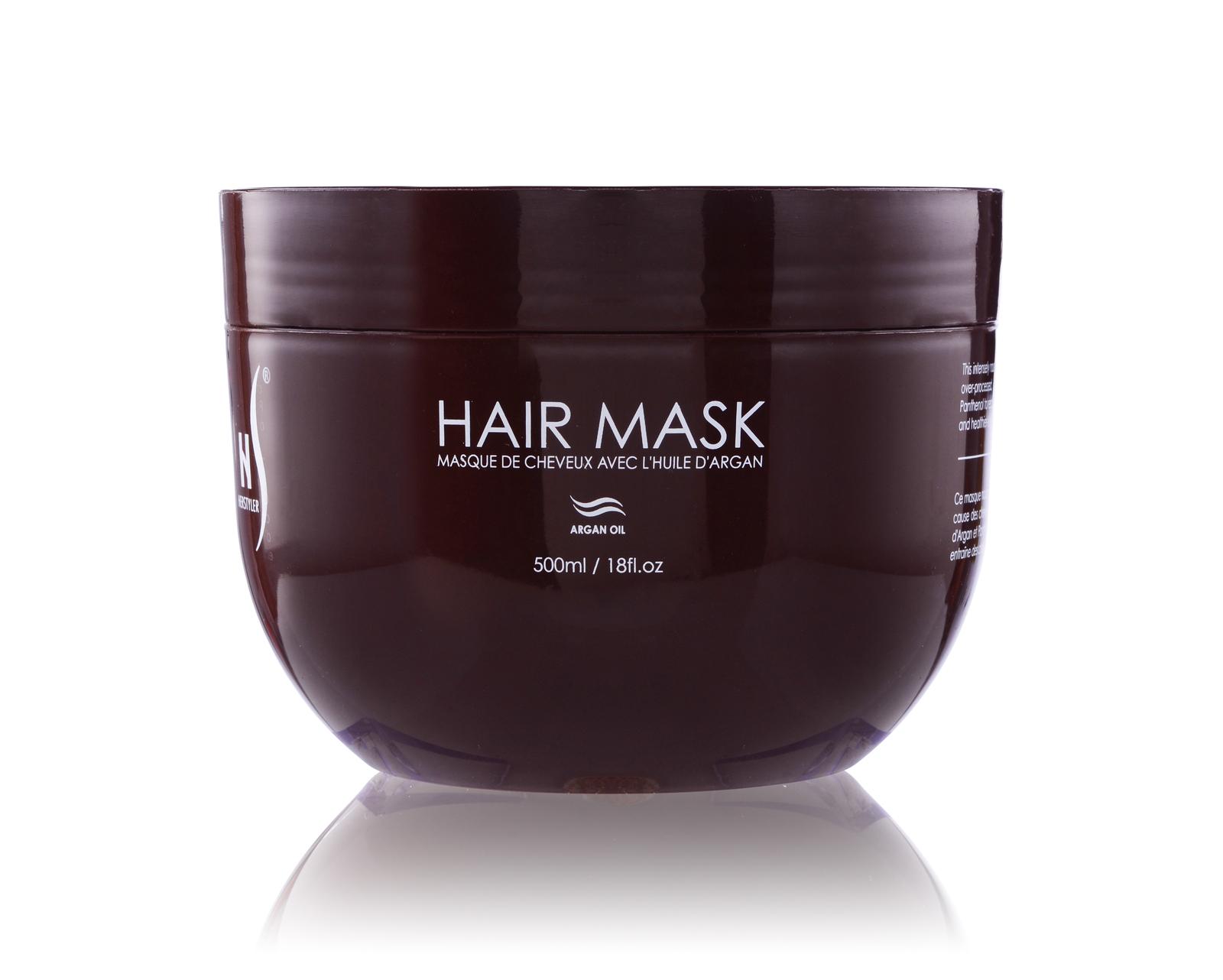 Hair mask 1