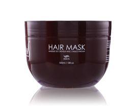 Herstyler Argan Oil Hair Mask | Hair Mask For Damaged Hair | 500 ml. / 18 fl.oz. - $12.95