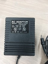 RGD-57121200 AC/DC Power Supply Adaptor Charger Output: 12V 1.2A         F7